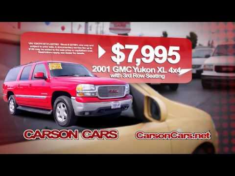 Carson Cars In Lynnwood Washington
