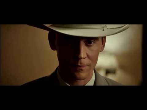 Tom Hiddleston singing