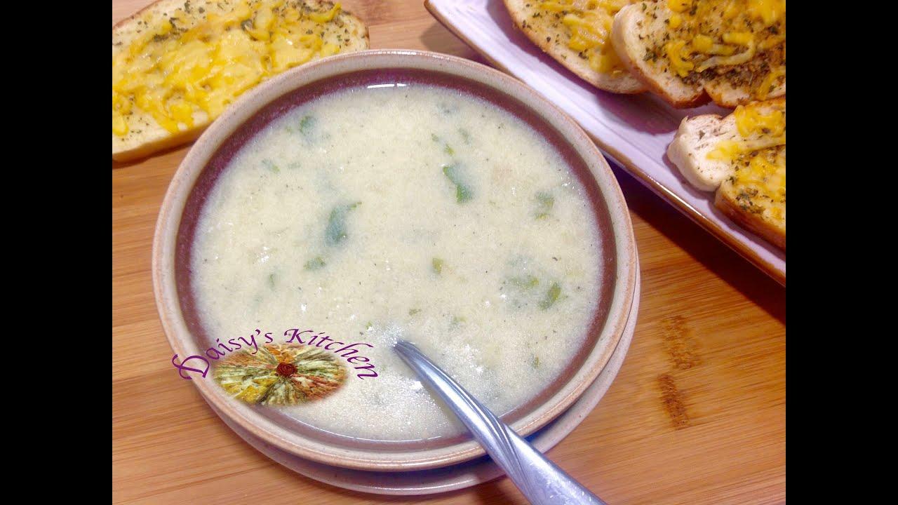 How to make Potato Soup - YouTube
