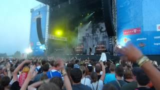KIZ - In seiner Mutter LIVE @ Highfield Festival 2012 HD
