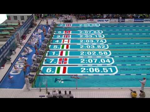International Swim Meeting 2015 (Berlin) - WK 19 200m Freistil Frauen