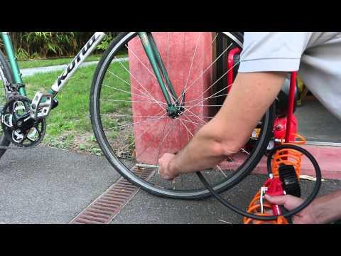 comment gonfler un pneu de vélo avec un compresseur? - 0 - Comment gonfler un pneu de vélo avec un compresseur?