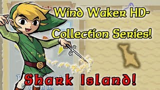 Wind Waker HD - Shark Island