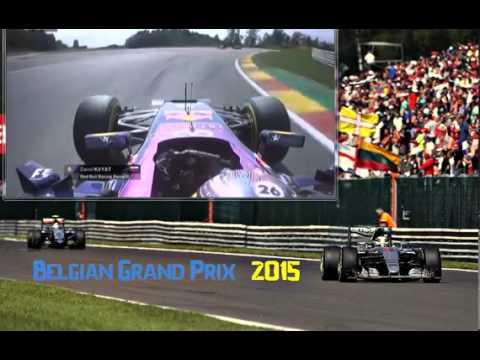 Гран При Бельгии: Гонка - все новости Формулы 1 2017