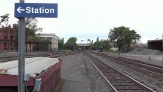 Amtrak Station, Springfield MA