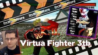 Virtua Fighter 3tb - Sega Dreamcast : Play Through [Gameplay]