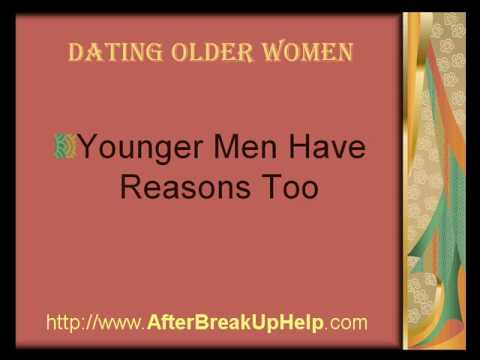 reasons for dating a younger man