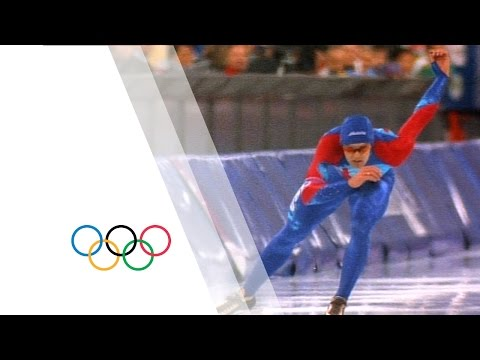 The Dan Jansen Story - Part 4 - The Lillehammer 1994 Olympic Film | Olympic History