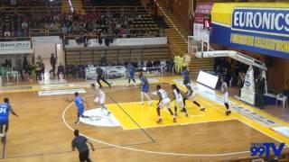 Incontro amichevole Basket Brindisi - Pallacanestro Pesaro