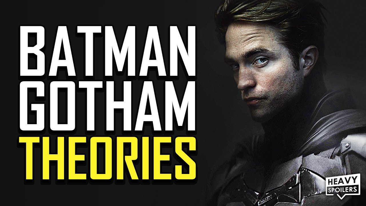 BATMAN GOTHAM THEORY + HBO Max Show Info, Movie Updates, Plot Leaks, New Batsuit Easter Eggs & More