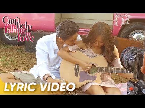 Can't Help Falling In Love Lyric Video   Daniel Padilla   'Can't Help Falling In Love'