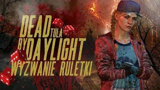Dead By Daylight - Wyzwanie Ruletki z Hastem #2 ( Megan Thomas )