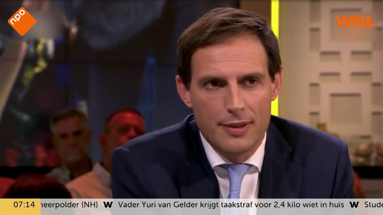 Wopke Hoekstra Leg Lat Voor Migrant Hoger Anders Gaat De