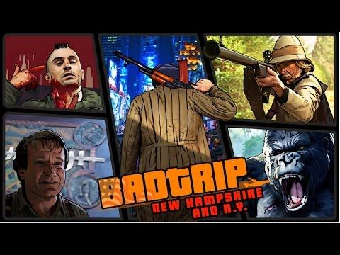 [BadTrip] - Нью-Йорк/Гэмпшир (Где снимали Крёстный отец, Таксист, Кинг-конг, Джуманджи)