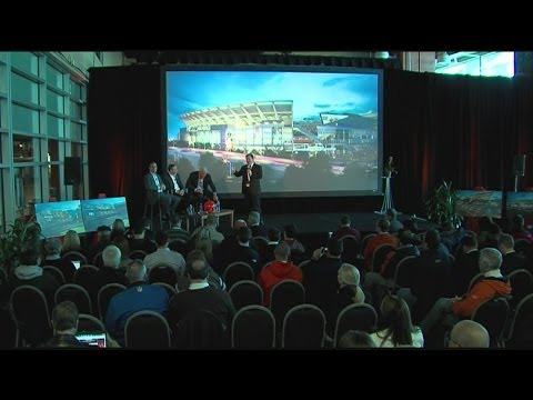 FirstEnergy Stadium Improvements: Press Conference