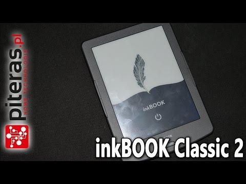 inkBOOK Classic 2 - Czytnik e-book - RECENZJA PL
