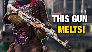 The Division 2 - SO I USED THE AKM ASSAULT RIFLE AND...