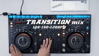 Moshee)Transition Mix 126BPM→150BPM→126BPM  2018/07/06 (DJ MOSHEE 모쉬댄스뮤직)