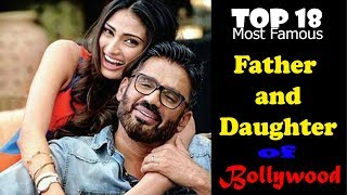 Top 18 Most Famous Father and Daughter of Bollywood