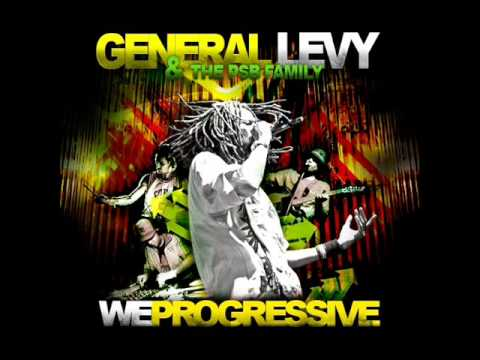 GENERAL LEVY  WE PROGRESSIVE