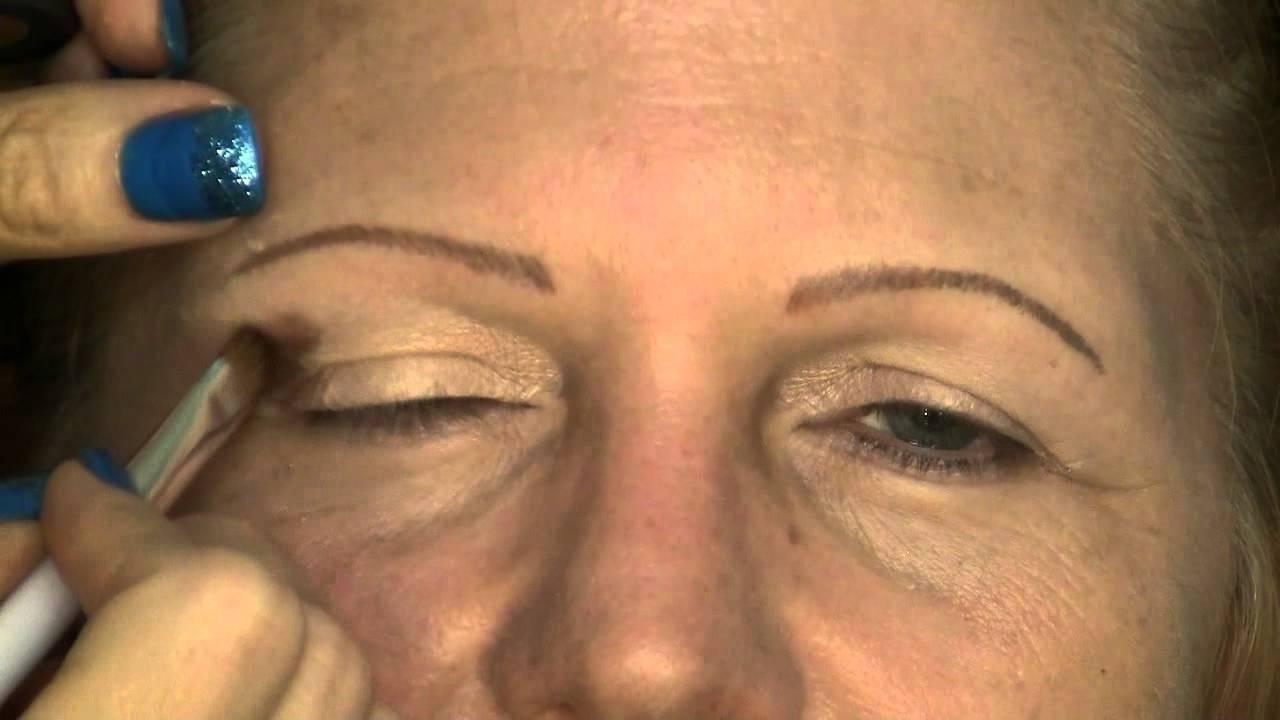 Eye Makeup Tutorial For Hooded Eyes Youtube