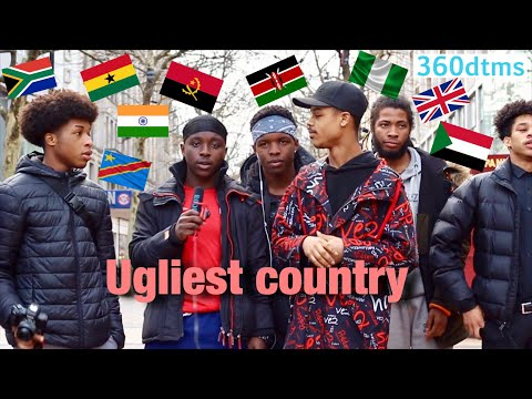 Which Country Has The UGLIEST PEOPLE?