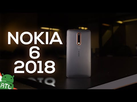 Disappointed by Nokia    Nokia 6 2018 Review   4K   ATC