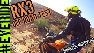 Zongshen Csc Rx3 Cyclone Off Road Ghost Race! #everide #istandwithcops Midweek M