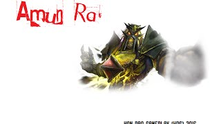 HoN Pro Amun-Ra Gameplay - 1829 MMR - Ep.430