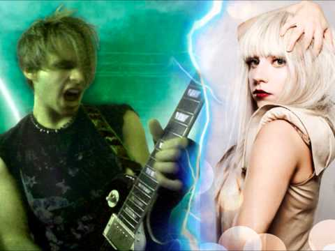 Lady Gaga - Poker Face - Instrumental Rock Cover