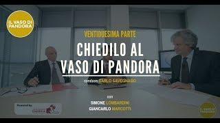 Sette milioni a Radio Radicale - Chiedilo al vaso di Pandora