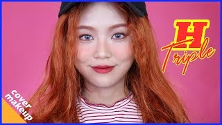 365 FRESH Triple H Hyuna Cover Makeup Tutorial