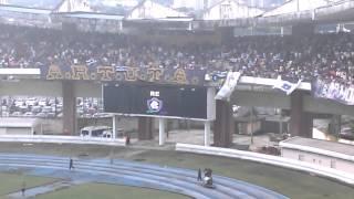 CLUBE DO REMO 2x1 MUCURA AZEDA, 2° GOL. Final 2° Turno Parazão 2015 (26/04)