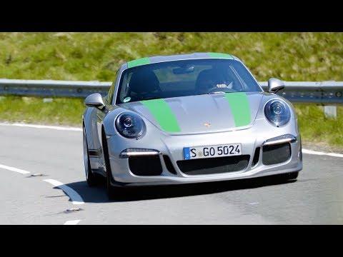 Porsche 911R vs Peugeot 205 Rallye | Chris Harris Drives | Top Gear