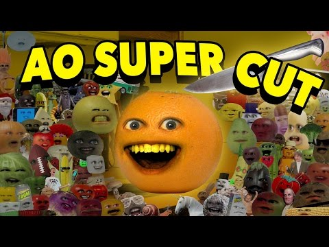 Annoying Orange Supercut - EVERY VIDEO EVER!