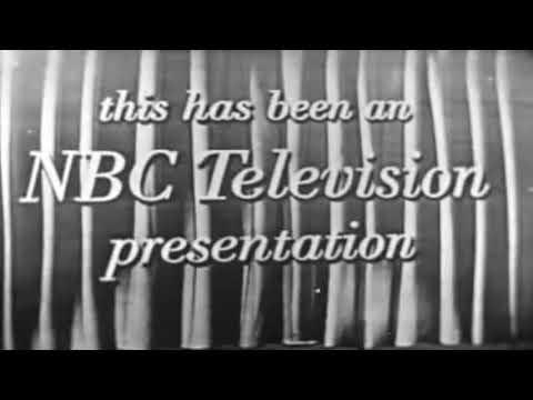 NBC Logo History Part 3 - The Cold War Era