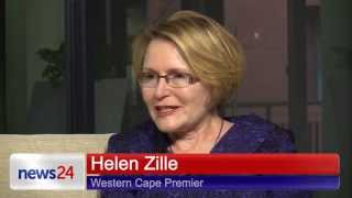 Helen Zille on providing 6 million REAL jobs