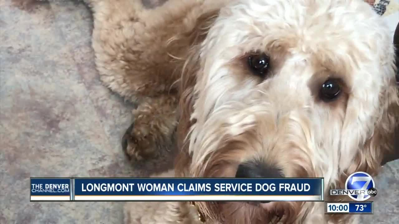 Woman claims colorado company sold her a fake service dog youtube woman claims colorado company sold her a fake service dog 1betcityfo Images