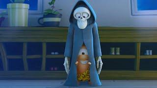 Spookiz | The Sub Teacher?! | Funny Cartoons For Kids | WildBrain Cartoons