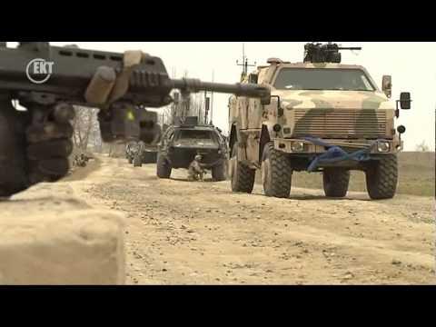 Afghanistan: Firefight in Kunduz Province