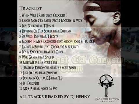 2Pac- Just Like Me Feat Eminem - DJ Henny Remix
