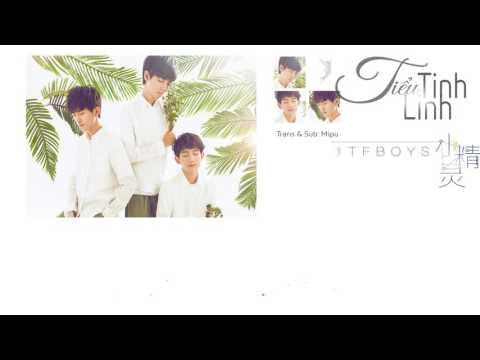 [TTK][Vietsub - Pinyin - Lyrics][090916] Tiểu Tinh Linh/小精灵 - TFBOYS