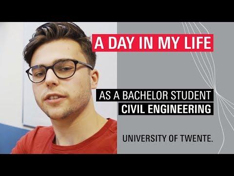 STUDENT VLOG - Thijs Studies Civil Engineering