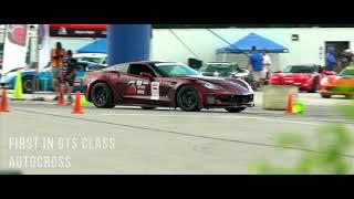 Lingenfelter Driver Eric Fleming - Ultimate Street Car Association