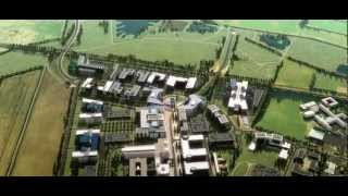 Cambridge Biomedical Campus Fly Through Video