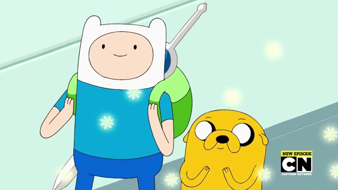 Evolution - Adventure Time Preboot Song - YouTube