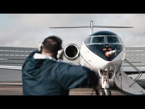 The G700's First Flight
