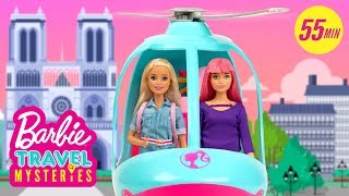Barbie, Daisy, and the Ultimate Travel Mysteries Adventure! | Barbie Travel Mysteries | Barbie