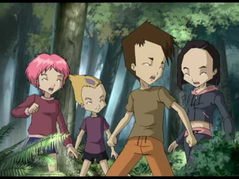 CODE LYOKO  EP74  I'd rather not talk about it
