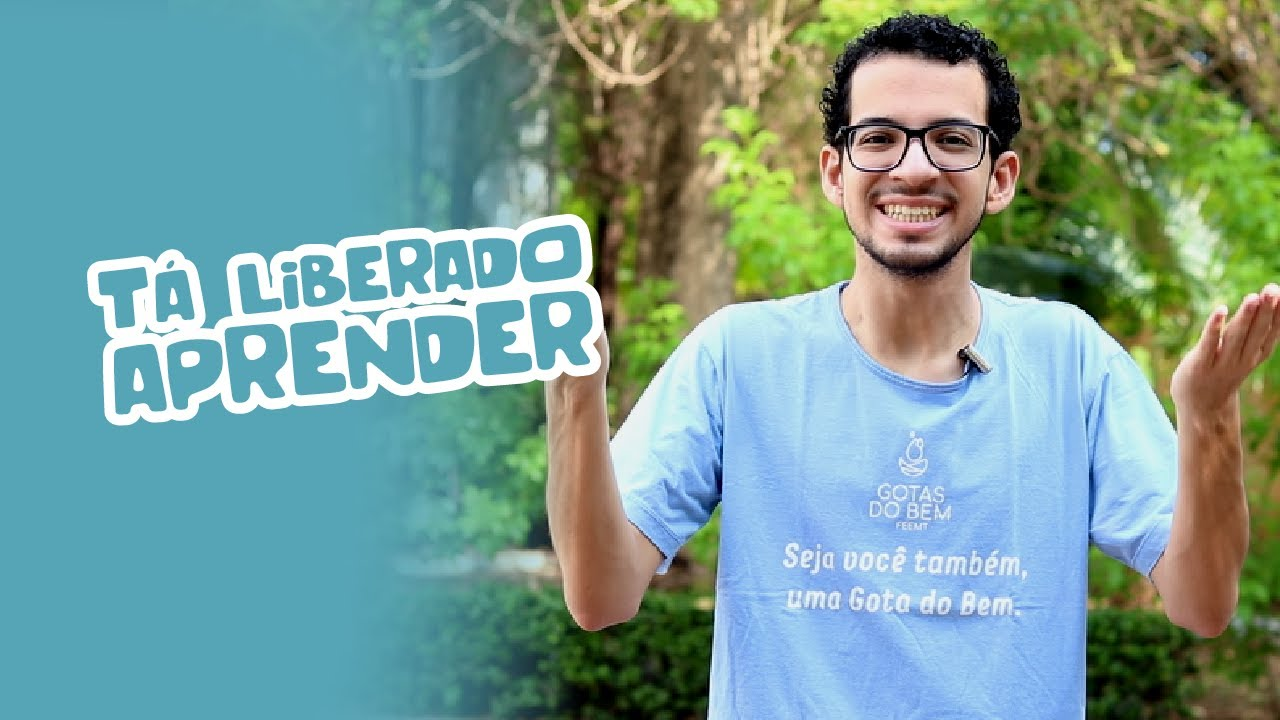 TÁ LIBERADO APRENDER! - THIAGO TOLEDO